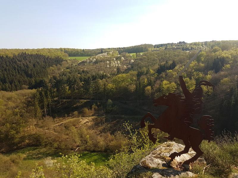 Umgebung Vallis Rosarum Binningen