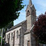 Kirche Binningen Eifel