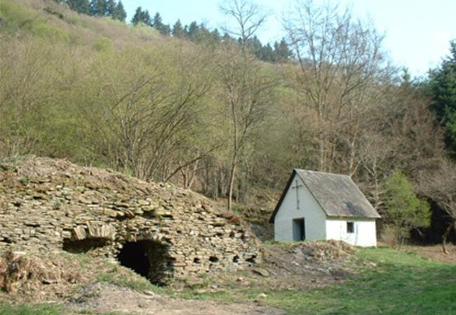 Anlage Kloster Vallis Rosarum