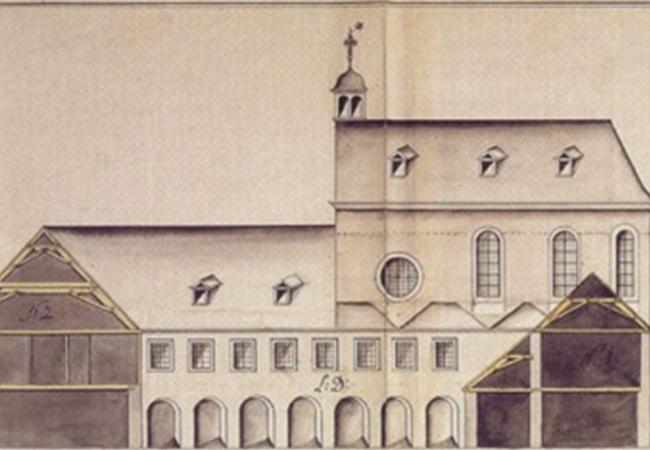 Kloster Rosenthal Binningen – Vallis Rosarum