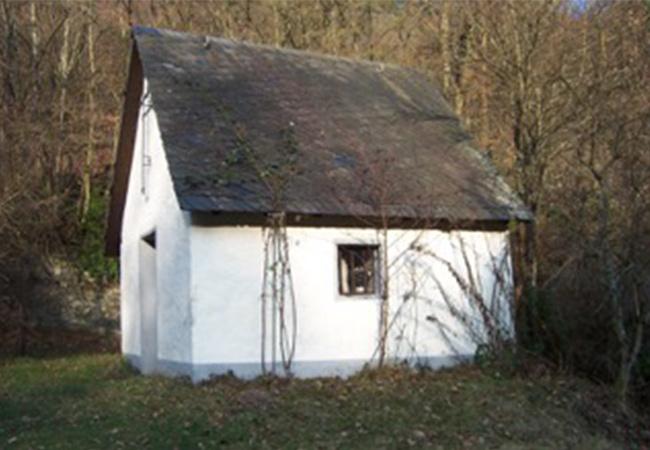 Kapelle am Kloster Rosenthal Eifel
